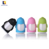 Utilisation d'accueil USB de l'air humidificateur à ultrasons portable avec quatre couleurs