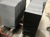 Mattonelle nere della pietra del granito dello Shanxi del granito nero Polished di Absoluted per la pavimentazione e pavimentare