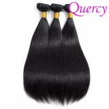 Alta qualidade 10A de 100%! ! ! Grande estoque! ! ! 100 cabelo brasileiro humano do Virgin da extensão 10A do cabelo em linha reta