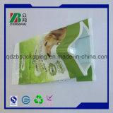 Sacchetto impaccante di plastica dell'alimentazione animale per l'imballaggio per alimenti del cane