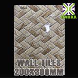 De lage Prijs verglaasde de Ceramische Tegels 20X30 van Fuzhou van de Tegel van de Muur