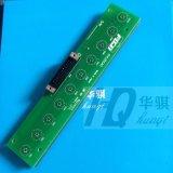 Scheda connettente per i pezzi di ricambio di Mounter Adeee6700 SMT del chip di FUJI dell'alimentatore di XP242 XP243