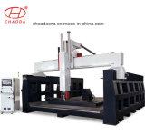 Machine de qualité ! ! 5, 5 Eksen défonceuse à commande numérique sur axe CNC Router