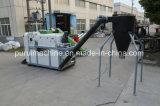 De plastic Machine van het Recycling met Plastic Droger