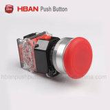 Hbds0dy 10A/660Vのキースイッチ、ロータリースイッチ、非常停止ボタンスイッチ