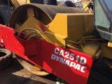 Rullo compressore utilizzato di Dynapac Ca251 da vendere, doppio che guida, costipatore, rullo compressore del Ingersoll-Bordo SD100