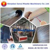 Un revêtement de sol en vinyle PVC/spc les carreaux de revêtement de sol en vinyle de base de décisions de la machinerie