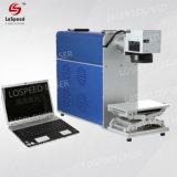 Laptop de Laser die van de Vezel van het Toetsenbord Machine met X-y Auto Bewegende Werkende Lijst merken