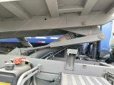371HPダンプカーのダンプトラックを運転するSinotruk HOWO 6X4の左手