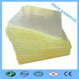 De Raad van de Glaswol van de Raad van de Isolatie van de Aluminiumfolie van China, Glaswol