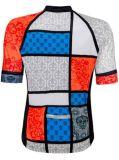 Vestiti di riciclaggio personalizzati di esercitazione del Breve-Manicotto con il marchio