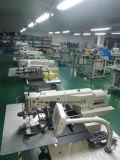 Cabedais de couro Computador Industrial Padrão programáveis de máquina de costura