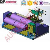 De breiende Machine voor de Vezel van de Koolstof mengde EpoxyHars voor de Buis… enz. van de Stok van het Hockey van de Rackets van het Tennis van het Badminton