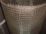 304 316L Netto Netwerk van de Draad van het Roestvrij staal van het Micron het Fijne