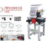 Wonyoの単一スパンコールの刺繍の最もよい刺繍機械のためのヘッドによってコンピュータ化される刺繍機械但馬機械Wy1201CSと同じように