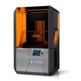 2018 Nueva llegada Flashforge impresora 3D DLP Hunter con 50.000 horas de la vida del motor de la luz patentada