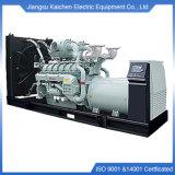 Schokbestendige Luchtgekoelde Draagbare Stille Diesel Generator met Ce