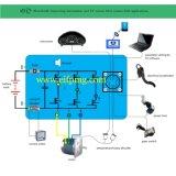 熱によって保護されるブラシレスモーター1kw 3000rpm 12Vにカスタマイズされる