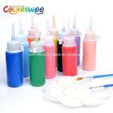 Hot Sale 60ml peinture acrylique couleur pour les enfants et les étudiants