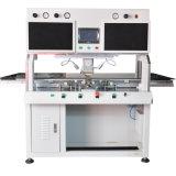 SeamarkのタブのCofのコグのAcfの屈曲ケーブル修理結合のための熱い出版物の結合機械
