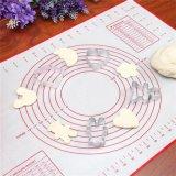 Non-Stick Mat van het Baksel van het Silicone voor bakt Voering de Van uitstekende kwaliteit van het Baksel van het Silicone niet van de Stok van Pannen