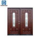 Portello esterno della vetroresina del portello di entrata della villa di disegno del tubo principale