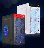 벌집 백색 디자인 소형 소형 ATX 컴퓨터 케이스