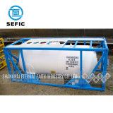 Contenitore del serbatoio di iso del contenitore ASME T75 del serbatoio di LNG Lco2 per gas liquido