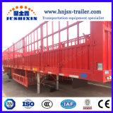 3車軸トラクター40/50トンの中国の工場販売の棒のか半トラックのトレーラー