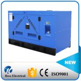 Weifang Engine 디젤 엔진 발전기 세트 디젤 Genset에 의해 강화되는 50Hz 12kw 15kVA Water-Cooling 침묵하는 방음