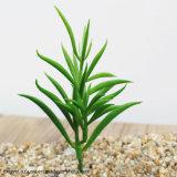 Portulaca Molokiniensisの人工的な水気が多いプラントプラスチック草の人工的なプラント