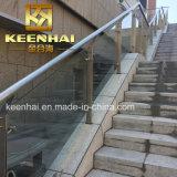Scala esterna personalizzata Bhandrail dell'acciaio inossidabile del metallo