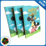 Couverture rigide personnalisé de haute qualité court récit des enfants en impression de livres