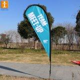 Наружная реклама Tear Drop флаг баннер (TJ-53)