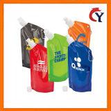 Бисфенол-А портативные пластиковые питьевой упаковки Съемные подушки безопасности воды расширительного бачка