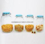 Trockene Nahrungsmittelmuttern/Süßigkeit-Speicher-Glas-Kanister
