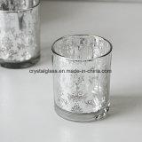 Korrosions-Glaskerze-Glas für Hauptdekor galvanisieren