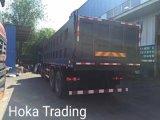 Shacman 8*4 덤프 트럭 420HP 쓰레기꾼 중국 새로운 트럭