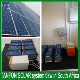 電池の寿命を拡張する最適使用法を用いるTanfonの太陽エネルギーシステム