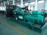 タイプ力のGenset大きい1000kw (1250kVA)の電気ディーゼル発電機を開きなさい