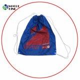 Bolsa de compras deportes cordón mochila o bolsa para regalos promocionales