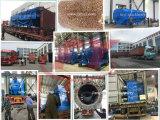 Tipo de linha de produção de granulação profissional para alta capacidade de produção