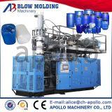 Máquina plástica caliente del moldeo por insuflación de aire comprimido del tambor del HDPE 50L de la alta calidad de la venta