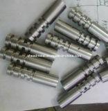 Soem-Präzision, die Service CNC-maschinell bearbeitenteile aufbereitend prägt