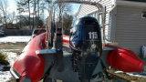 Китай Aqualand 19метров 5.8m каркасных надувных катере /из стекловолокна/ребра патрульный катер (ребра580t)