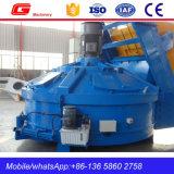 Миниый бетон смесителя 500 литров планетарный для сбывания (MP500)