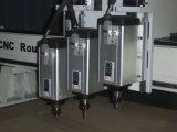 1325 Vacuum Tabble, Tres Etapas, servodriver, Nc Studio System, Máquina Madera Profesional Puerta CNC Router