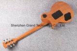 Kit de guitarra / Wholesales bricolage 1959 R9 Tiger Lp Style guitarra eléctrica (BPL-92)