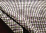 De kleine Geverfte Stof van het Flanel van de Controle Garen voor Overhemd (011)