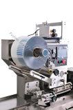 Fabricante dulce rotatorio horizontal automático de la empaquetadora del caramelo de China